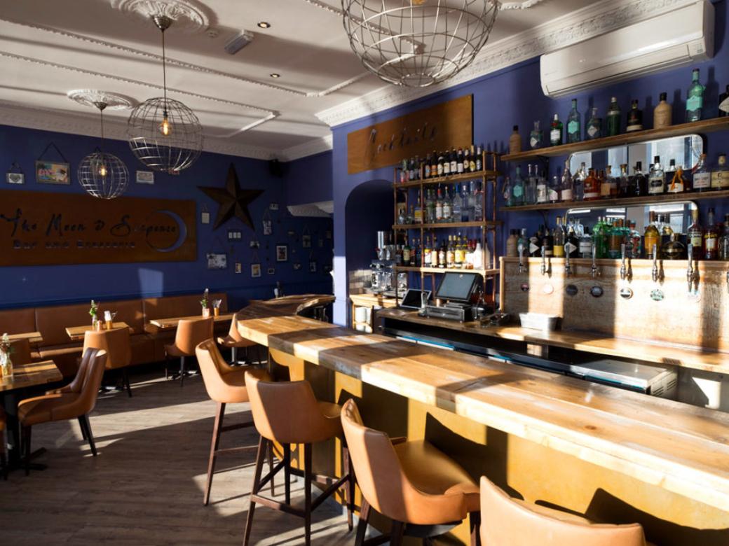 Moon & Sixpence bar